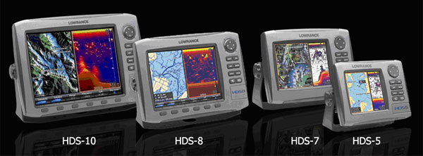 Lowrance HDS- High Definition System