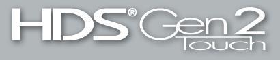 Логотип Lowrance HDS Gen2 Touch