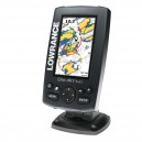 Эхолот-картплоттер Lowrance Elite-4m HD
