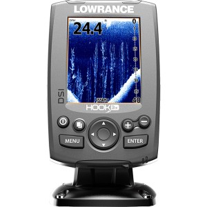 Эхолот Lowrance HOOK 3x DSI