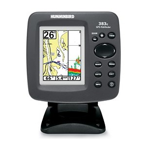 Эхолот Humminbird FishFinder 383с Combo