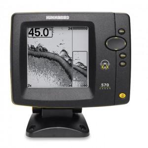 Эхолот Humminbird FishFinder 570