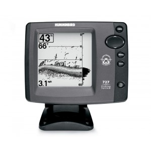 Эхолот Humminbird FishFinder 727