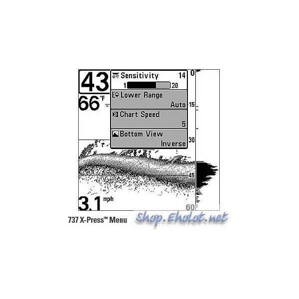 эхолот humminbird 728x инструкция