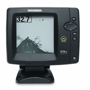 Эхолот Humminbird FishFinder 570 DI (Down Imaging)