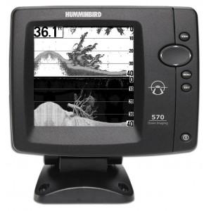 Эхолот Humminbird FishFinder 570 DI (Down Imaging)