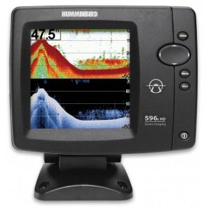 Эхолот Humminbird FishFinder 596c HD DI (Down Imaging)