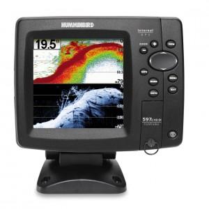 Эхолот Humminbird FishFinder 597ci HD DI (Down Imaging) Combo