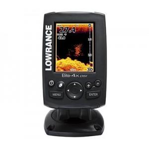 Эхолот Lowrance Elite 4x DSI (DownScan Imaging™)