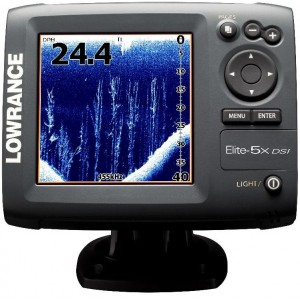 Эхолот Lowrance Elite 5x DSI (DownScan Imaging™)