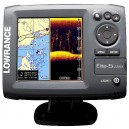 Эхолот Lowrance Elite 5 DSI (DownScan Imaging™)
