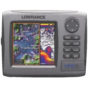 Эхолот Lowrance HDS 5 Gen2